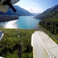 Coming in.- Learning to Fly in Moose Pass, Alaska