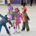 Learning the tricks of the rink. Photo courtesy of Gary Etter.- A Family-Friendly Adventure Weekend in McCall, Idaho