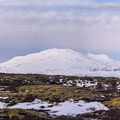 Mountain seen from Þingvellir.- Tips for a Safe and Spectacular Winter Iceland Visit