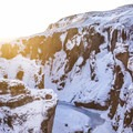 Fjaðrárgljúfur Canyon.- Tips for a Safe and Spectacular Winter Iceland Visit