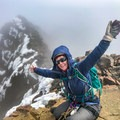 Finally reaching the summit was a huge mental and physical victory!- Give Up to Get Up: Scaling Illiniza Norte