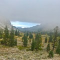 When the fog rolls in.- Hiking + Backpacking in California Winters: From Cold Weather Gear to Trail Safety Skills
