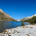 Woke up to a winter wonderland.- Hiking + Backpacking in California Winters: From Cold Weather Gear to Trail Safety Skills