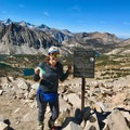 Kerasage Pass on a good day.- Hiking + Backpacking in California Winters: From Cold Weather Gear to Trail Safety Skills