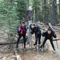 Getting a beat down from Mother Nature - The Benefits and Pitfalls of Hiking Challenges