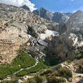The beautiful sights of the Whitney Trail.- Lightning, wildfires, and fickle friends: Lessons from Mount Whitney