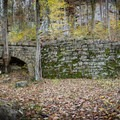 An old mine entrance located on a portion of the Cumberland Trail lies within the Laurel-Snow State Natural Area.- Hidden Gems in Tennessee's Beautiful State Parks