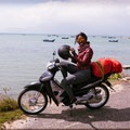 A scene from my six-week motorbike trip through Vietnam.- Woman In The Wild: Noami Grevemberg