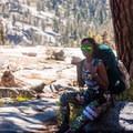 Backpacking in Yosemite National Park.- Woman In The Wild: Noami Grevemberg