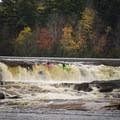 Agers Falls on the Bottom Moose with a release.- Relicensing the Black River Basin