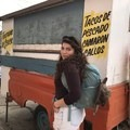Looking for all the good street food in Mexico.- Woman In The Wild: Luz Lituma