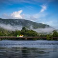 You'll find outfitters in the Hiwassee area that will give you a lift to put in. Enjoy the day floating back down the river.- Hidden Gems in Tennessee's Beautiful State Parks