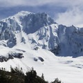 The trail to McNeil Point offers numerous views of Mount Hood (11,250').- A Photographer's Perspective: Best Views of Mount Hood