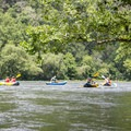 The Hiwassee portion of the Hiwassee/Ocoee State Park is perfect for a day on calm water.- Hidden Gems in Tennessee's Beautiful State Parks