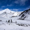 Winter view from White River. - A Photographer's Perspective: Best Views of Mount Hood