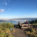 View from Fremont Point.- Bikepacking the Oregon Timber Trail