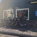 Dinner in Chemult.- Bikepacking the Oregon Timber Trail