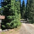 Timpanogas Lake area.- Bikepacking the Oregon Timber Trail