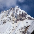 View to Mount Hood (11,249') from the Muddy Fork.- 5 Last Minute Ideas for Labor Day