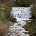 Meigs Falls in the Great Smoky Mountains.- Exploring 5 Frozen Wonderlands of America