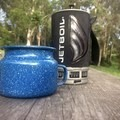 Jet Boil Coffee Press- Five Ways to Brew Coffee at Camp