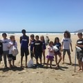 TIDE Academy Surf Awareness class.- Woman In The Wild: Chelsea Lisaius