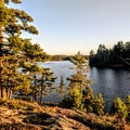 A bluff looking over South Kawishiwi River.- A Beginner's Guide to Paddling the Boundary Waters Canoe Area Wilderness