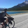 Views of Shark Mountain, Canada.- Women and Bikepacking: Going Solo