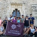 Latino Outdoors takes on the San Antonio Missions National Historic Park.- Woman In The Wild: Rosa Bianca Velasquez-Perez