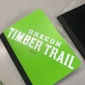 Sign-in in the Paisley store.- Bikepacking the Oregon Timber Trail