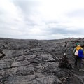 Cairns that serve a purpose in Hawai'i Volcanoes National Park. - Rethinking Leave No Trace: Increasing Your Cultural Awareness