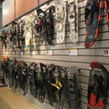 TUBBS Snowshoes' booth.- 2016 Outdoor Retailer Winter Market Review