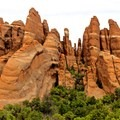 Fiery Furnace in Arches National Park.- Ecotherapy: Exploring People's Connections with Nature