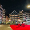 The Münsterhof town square.- A Zurich Walking Tour
