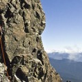 The descent from Unicorn Peak.- Head for the Hills: 6 Must Do Climbs!