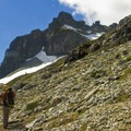 Approaching Boundary Peak from below.- Embracing the Struggle