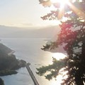 Columbia River Gorge National Scenic Area: View to the Columbia River Gorge from Starvation Ridge.- National Scenic Areas