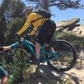 Coaching for VIDA MTB Series on Dakota Ridge near Golden, Colorado.- Woman In The Wild: Brittany Greer