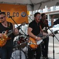 Tyler Imbrey rocking out at Outdoor Project's Denver Block Party.- Outdoor Project's Denver Block Party 2017