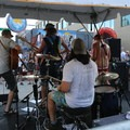 Goofball Bucket's rockin' at Outdoor Project's Denver Block Party.- Outdoor Project's Denver Block Party 2017