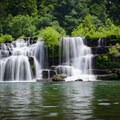 After hiking the Blue Hole Trail at Rock Island State Park, take time to explore the many other waterfalls that you'll find in the park. - 10 Must-Do Hikes Near Nashville, Tennessee