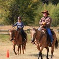 Riding with Henry Glen.- Yoga and Hoofbeats: Rejuvenation in the heart of Montana