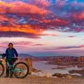 Grand Escalante, Utah.- Woman In The Wild: Lisa Land