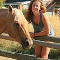 Margaret Elliott, yoga instructor.- Yoga and Hoofbeats: Rejuvenation in the heart of Montana