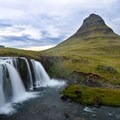 Kirkjufellsfoss near Grundarfjörður.- The Secret to Avoiding Summertime Crowds in Iceland