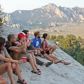 Friends at City of Rocks.- Idaho, Here We Come!