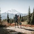 Two bears were right around the corner of this shot. Photo by Ashley Scheider.- Woman In The Wild: Ashley Scheider