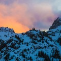 Winter colors add a unique dynamic to your photography- An Intro to Snow Camping