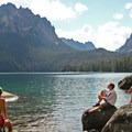 Redfish Lake.- Idaho, Here We Come!