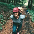 After a long journey, it is home again.- Getting Out, Again: Postpartum Depression + Healing Outdoors